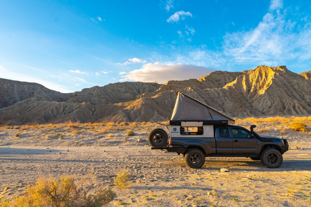 Chevy Colorado Bed Cover >> The Drifter ™ – Vagabond Outdoors