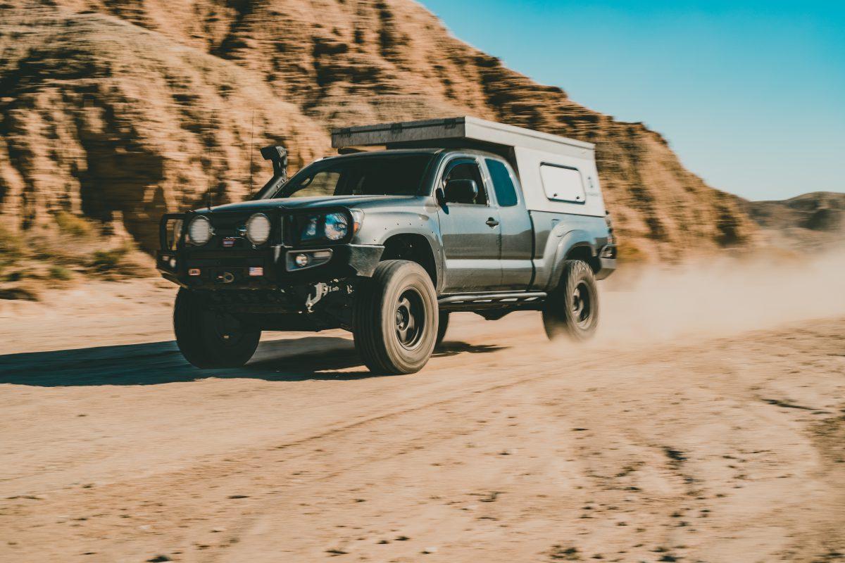 The Drifter Vagabond Outdoors Toyota Pickup Truck Camper Ss Home